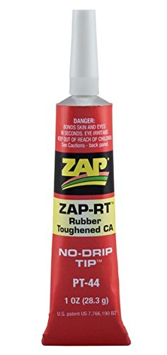 Pacer Technology (Zap) Pacer Technology (Zap) ZAP RT Rubber Tough Adhesives, 1 oz - 1