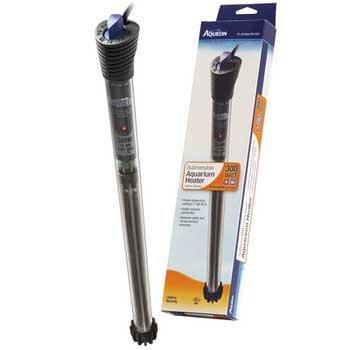 Imagen de Aqueon 06109 Pro calentadores calentador acuario sumergible, 250 vatios