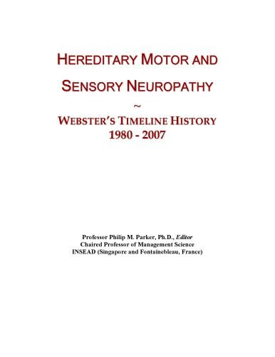 Geometry Net Health Conditions Books Hereditary Sensory