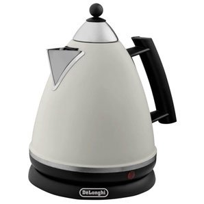 De'Longhi Classic KBE3014-2 Cordless Kettle, 3 kW, Cream from Delonghi