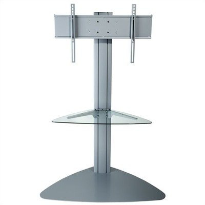 Cheap Flat Panel TV Stand with 1 Shelf (32″ – 50″ Screens) (SGLB01)