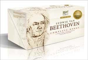 Beethoven: Complete Works - Das Gesamtwerk auf 85 CDs