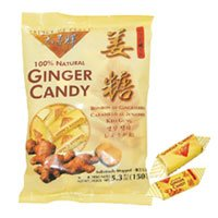 GINGER CANDY 4.4OZ by POP GINGER CANDY MfrPartNo F-04007