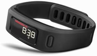 Garmin Vivofit - Bracelet d'activité connecté avec écran - jusqu'à 1 an d'autonomie - Noir