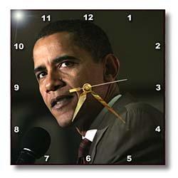dpp_3865 African Americans - Barack Obama - Wall Clocks
