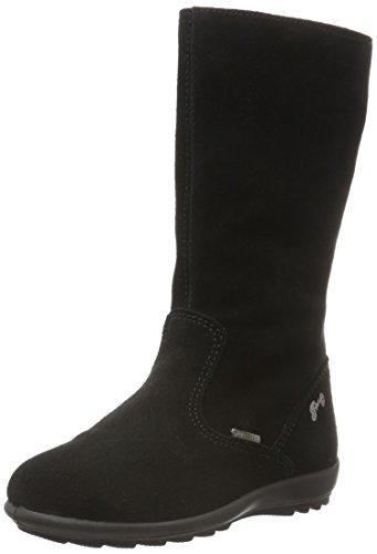 Primigi 6571477.0 - Stivali alti imbottiti caldi Bambina, colore Nero (Nero), taglia 39 EU