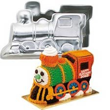 WILTON CHOO CHOO TRAIN PAN 2105-2861