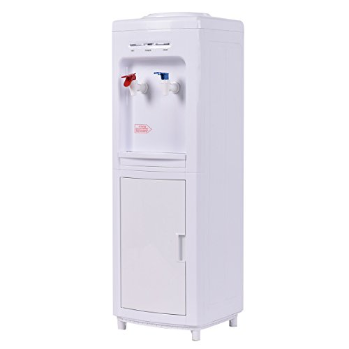 Giantex Water Cooler Dispenser 5 Gallon Cold And Hot Bottle Load Electric Primo Home (Water Dispensers compare prices)