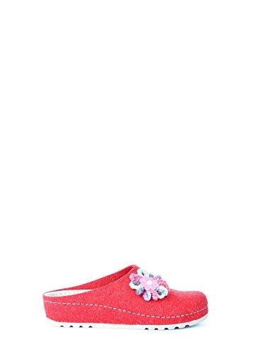 Melluso Q61881 Pantofola Donna Rosso 37