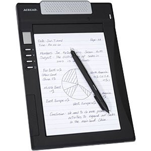 SolidTek DigiMemo 692 Digital Notepad with Memory
