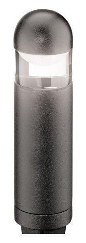 Malibu 8301-9300-01 Cast Metal Bollard Light, Black