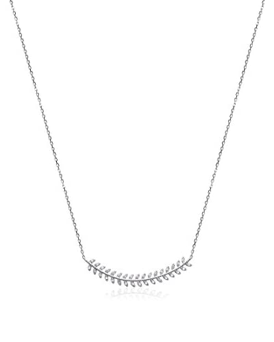 L'ATELIER PARISIEN Halskette 87157645B Sterling-Silber 925