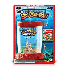 Amazing Live Sea Monkey's Ocean Zoo - (Color/Styles Vary) (703086852364)