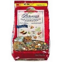L.M. Bonanza Hamster/Gerbil Food 4 lbs. (case of 6)