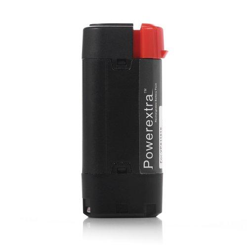 Powerextra™ High Quality 7V 1500Mah Li-Ion Replacement Battery For Black & Decker Vpx0111 Vpx1101 Vpx1101X Vpx1201 Vpx1212 Vpx1212X Vpx1301 Vpx1301X Vpx1401 Vpx1501 Vpx2102
