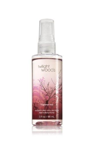 バス&ボディワークス トワイライトウッズ ファイン フレグランスミスト トラベルサイズ Twilight Woods Fine Fragrance Mist TravelーSize