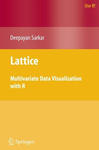 Lattice: Multivariate Data Visualization with R (Use R)