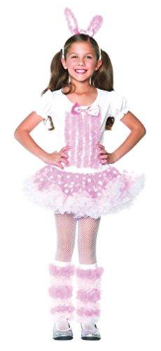 Fluffy Bunny Costume - Medium front-1004166