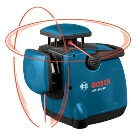 Bosch GRL160DHV Dual-Axis Rotary Laser with Fully-Automatic Leveling