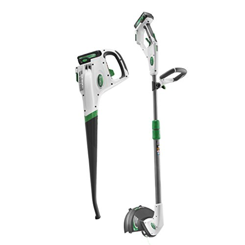 Scotts SYNC Lithium-Ion Trimmer/Blower Combo, 20-volt (Blower And Weed Wacker Combo compare prices)