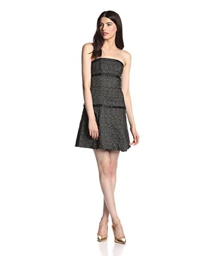 A.B.S. by Allen Schwartz Bustier Cocktail Dress