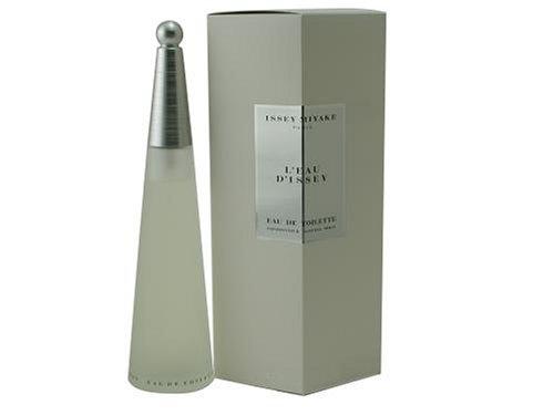 L'eau D'issey By Issey Miyake For Women. Eau De Toilette Spray 3.3 Ounces