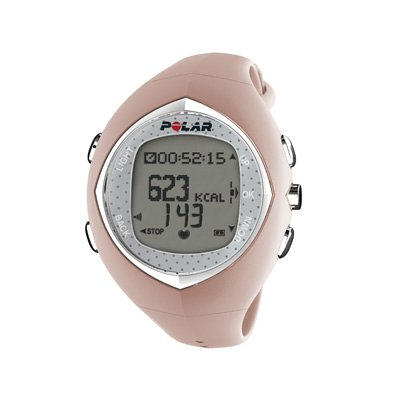 Polar Heart Rate Monitor -  F6F Pink