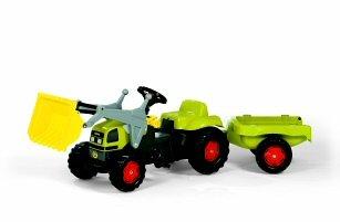 Class Tractor Frontloader  &  Trailer