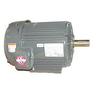 Emerson Ad83 7-1/2 Hp Electric Motor 208-230/460 Volt 1765 Rpm