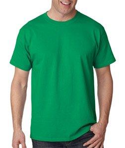 Hanes 6 oz. Tagless T-Shirt, Kelly Green