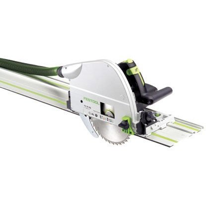 314GXjvrlUL Festool TS 75 EQ Plunge Cut Circular Saw with 75 Inch Track
