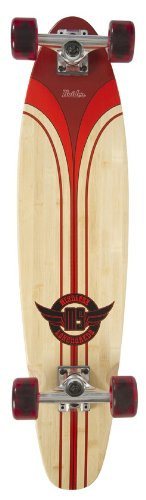 Mindless Raider Longboard - Red Ml2000