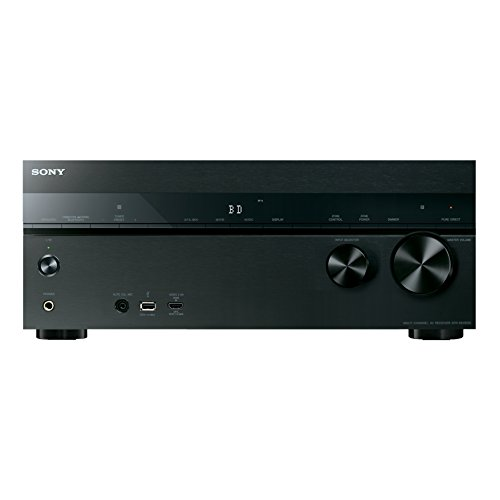 Best Buy! Sony STR-DN1050 7.2 Channel Hi-Res 4K AV Receiver (Built-in Wi-fi & Bluetooth)