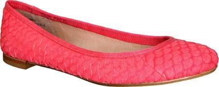 lisa for Donald J Pliner Women's Luanui-FI Flats,Coral Fish,10 M US