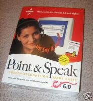 Point & Speak 6.0 Speech Recognition Made Easy