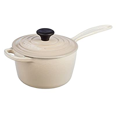 Le Creuset Enameled Cast Iron Signature Saucepan