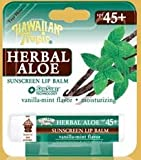 Hawaiian Tropic Herbal Aloe Lip Balm