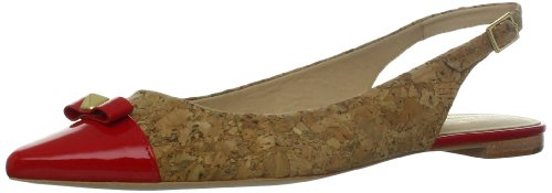 Kate Spade New York Women'S Ginny Flat,Natural\Mara,7 M Us