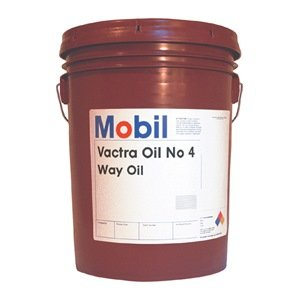MOBIL Vactra® 4 Way Oil Lubricants VACTRA OIL 4 - MFR : 98K344 Container Size: 5 Gallon Pail