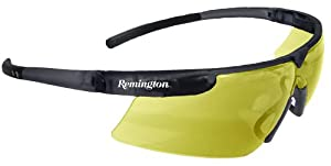 Remington T-72 Shooting Glasses (Amber Lens)