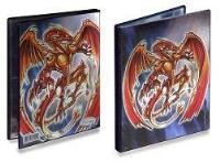 Spiral Dragon Small Card 4pk Portfolio by Ultra Pro