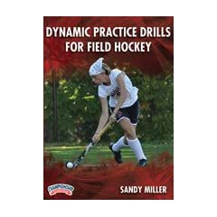 Sandy Miller: Dynamic Practice Drills for Field Hockey (DVD) by Championship Productions