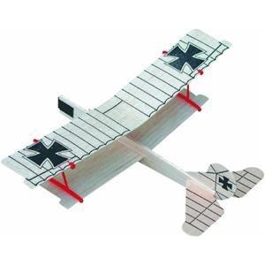 Biplane Glider - 1