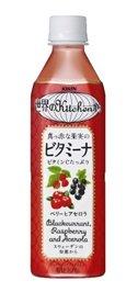 キリン 世界のKitchenから 真っ赤な果実のビタミーナ 500ml 1ケース(24本)