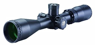 BSA 3-12X40 Sweet 17 Rifle Scope with Multi-Grain Turret by Gamo