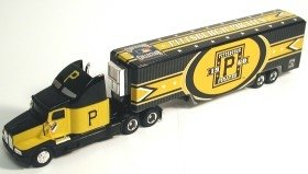 Pittsburgh Pirates 2006 1:64 Throwback Tractor Trailer by Hall of Fame Memorabilia