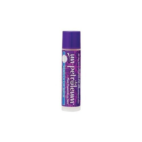 Un-Petroleum Vanilla Lip Balm With Spf 18, 0.15 Ounce -- 24 Per Case.
