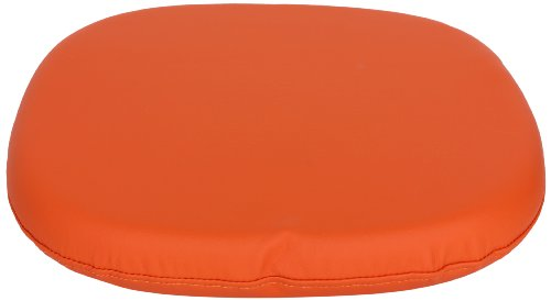 Control Brand Dc221 Tulip Arm Chair Replacement Cushion, Orange at Sears.com