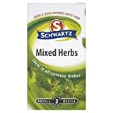 Schwartz Mixed Herbs Refill 9G