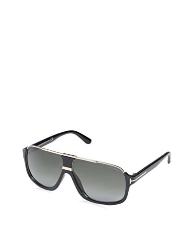 Tom Ford Women's TF0335 Sunglasses, Shiny Black